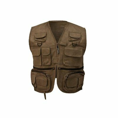 Frogg Toggs Cascades Classic50 Vest, X-Large, Stone