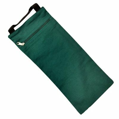 YogaDirect Unfilled Yoga Sand Bag, Green
