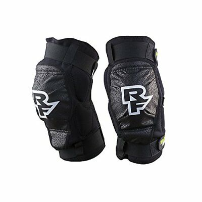 Race Face Women's Khyber Knee Guard, Black, Large