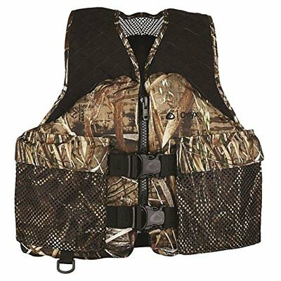 Onyx Mesh Shooting Sport Vest, Realtree Max5, Medium