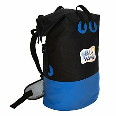 Blue Wave Waterproof Pool & Beach Tote