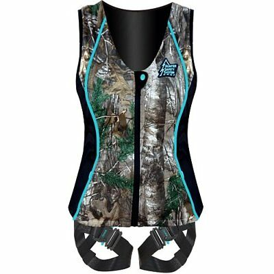 Hunter Safety System Women's CONTOUR Harness, Medium/La
