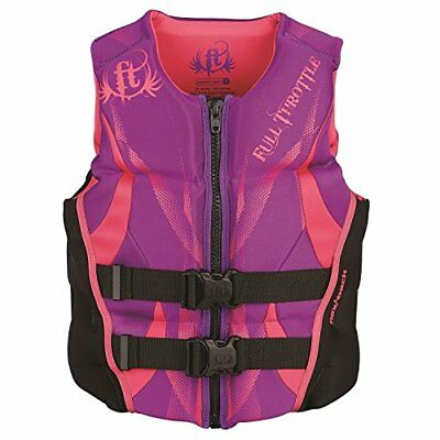 Full Throttle Women's Hinged Rapid-Dry Flex-Back Life V