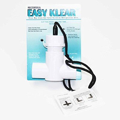 Rectorseal 97585 Easy Klear 3-Way Condensate Line Clean