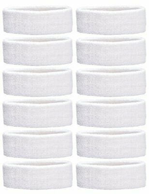 Unique Sports Head Bands Team Pack (12/Pack)