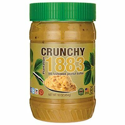 Bell Plantation Crunchy 1883 Old Fashioned Peanut Butte