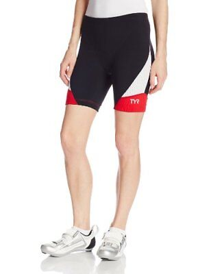 TYR Sport Women's Sport Carbon 6-Inch Tri Compression S