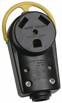 Arcon 18206 30-Amp Replacement Generator Power Receptac