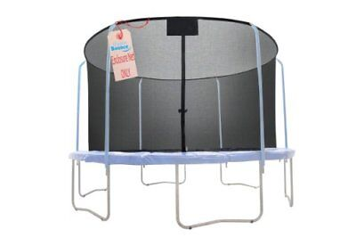 Trampoline Replacement Net Fits For 15' Round Frames Us