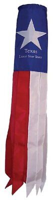 In the Breeze Texas Flag Windsock, 40-Inch