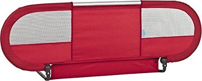 Baby Home Side Bed Rail, Red