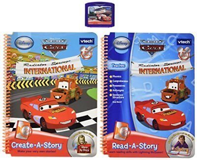 Create-a-story the World of Cars