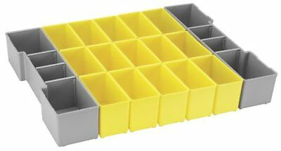 Bosch Bosch ORG1A-YELLOW Organizer Set for L-BOXX-1A, P