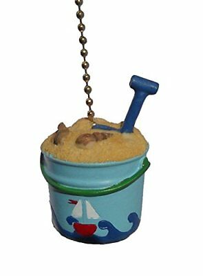 Sand Bucket Ceiling Fan Pull
