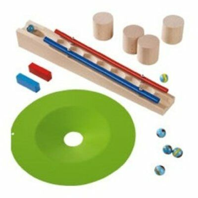 HABA Meadow Funnel - Marble Ball Track Accessory (Made
