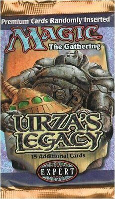 Magic the Gathering Card Game Urzas Legacy Booster Pack