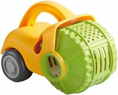 HABA Sand Play Steam Roller and Sieve Construction Vehi