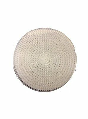 Bulk Buy: Darice DIY Crafts Plastic Canvas Shape Circle
