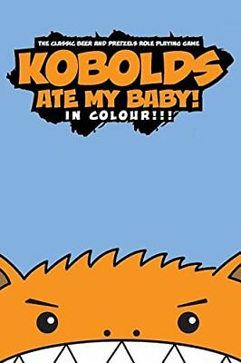 Kobolds Ate My Baby in Colour