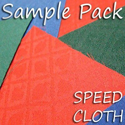 Brybelly Holdings GCLO-501 Sample Pack of Speed Cloth -