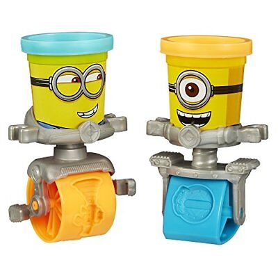 Play-Doh Minions Mould and Race [Toy]