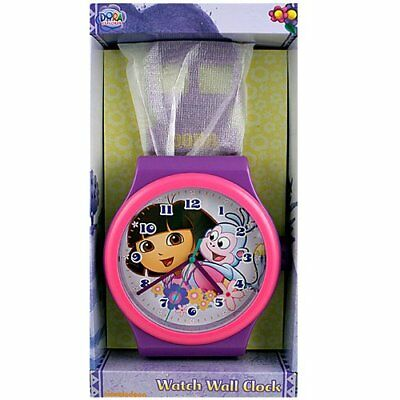 "Dora Watch Clock -36"" tall"