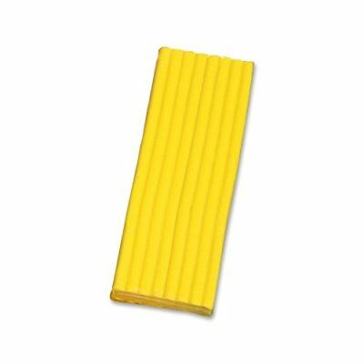 Extruded Modeling Clay, Non-Toxic, 500 Grams, Yellow