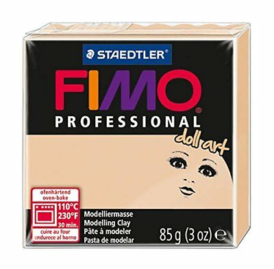 Staedtler Fimo Professional Doll Art Clay, 3-Ounce, San
