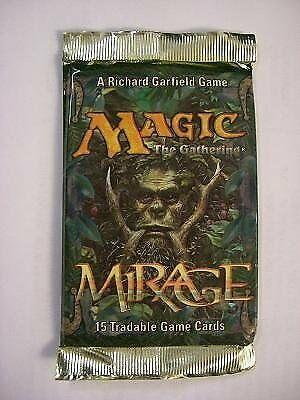Magic The Gathering Card Game - Mirage Booster Pack - 1