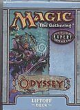 Magic the Gathering Card Game - Odyssey Theme Deck Lift