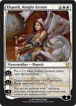 Magic: the Gathering - Elspeth, Knight Errant - Modern