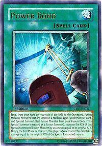 Yu-Gi-Oh! - Power Bond (CRV-EN037) - Cybernetic Revolut