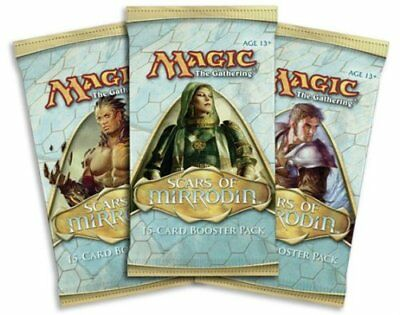 Scars of Mirrodin Booster Pack Magic The Gathering