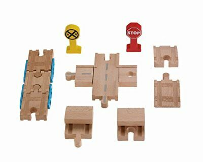 Fisher-Price Thomas & Friends Wooden Railway Deluxe Tra