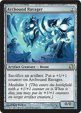 Magic: the Gathering - Arcbound Ravager - Modern Master