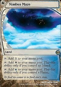 Magic: the Gathering - Nimbus Maze - Future Sight