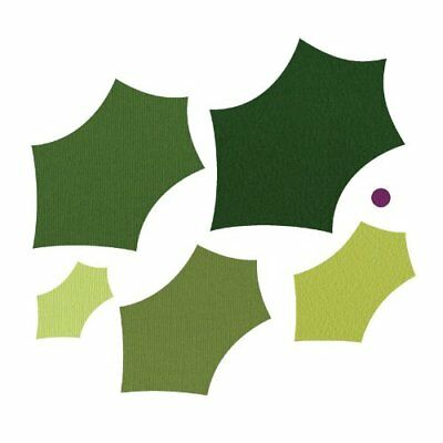 Sizzix - Framelits - Christmas - Die Cutting Template -