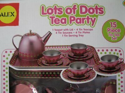 Lots of Dots Tea Party by Alex