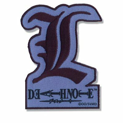 Death Note: L Letter Anime Patch