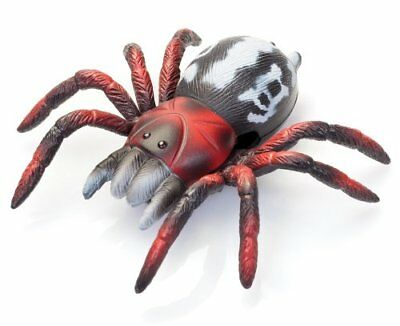Wall Walking Realistic Spider Toy
