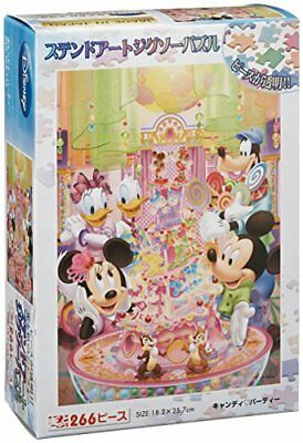 Disney Stained Art 266 piece Candy Party DSG-266-746 ti