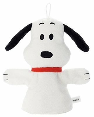 Friends / Hand Puppet / first time Snoopy PEANUTS /