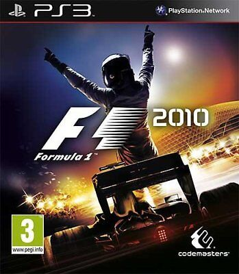 Formula 1 2010 (PS3) by Codemasters