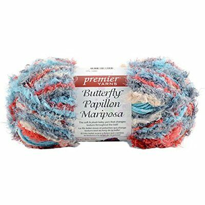 Butterfly Yarn-Skyline