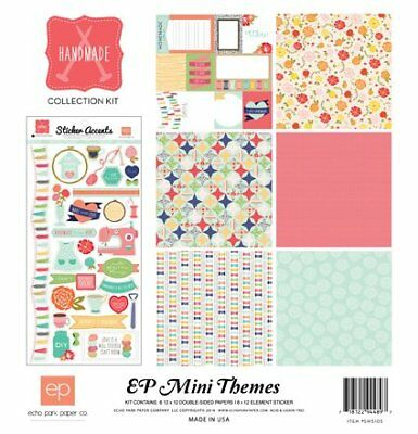 Echo Park Paper Company SW5105 Handmade Collection Kit
