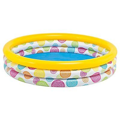 Intex Kiddie Pool - Kid's Summer Colorful Design - 58""