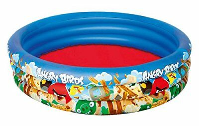 Angry Birds 3-Ring Inflatable Play Pool