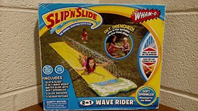 "Slip ""n Slide Wave Rider"