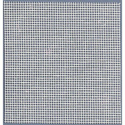 Needlepoint Interlock Canvas 36x40-12 Mesh White