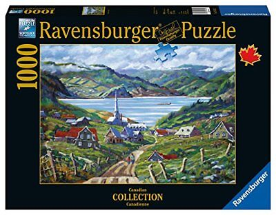 Ravensburger Charlevoix, Quebec Canadian Collection Can